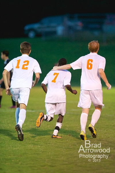 NDHS Soccer vs Ledford
