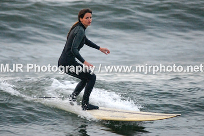 Surfing, Gilgo Beach, NY, (10-19-06)