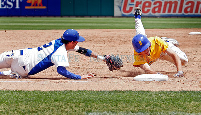 St. Mikes baseball May 16, 2010