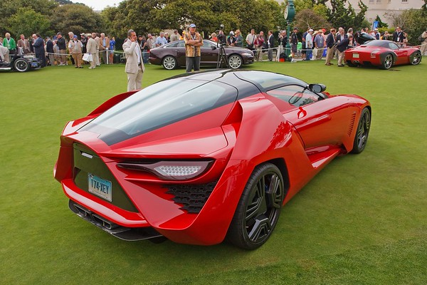 59th Pebble Beach Concours d'Elegance Concept Cars