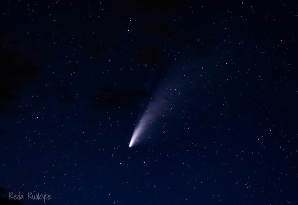 Comet Neowise July 2020