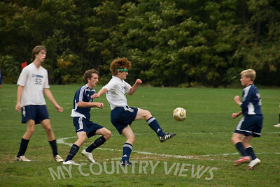 2007 Soccer Varsity