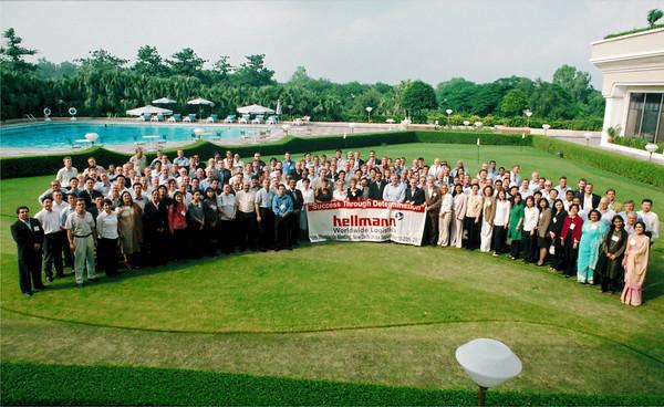 2003 New Delhi (16th)