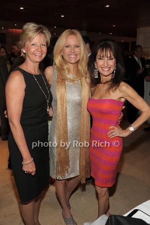 Lynn Clausen, Leesa Rowland, Susan Lucci   photo  by Rob Rich © 2014 robwayne1@aol.com 516-676-3939