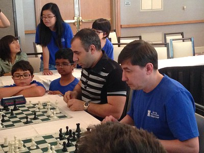 2016-07 GM Var Akobian Chess Camp