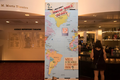 """Asolo Rep, Opening Night """"Around The World In 80 Days"""""""