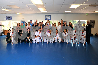 ABK Danville Black Belt Testing - 19 August 2017