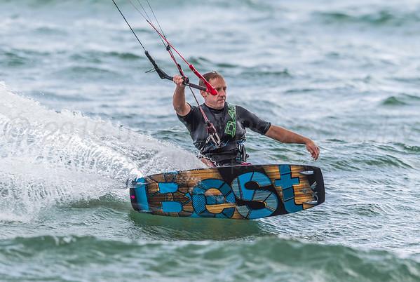 Kiteboarding Tawas Point