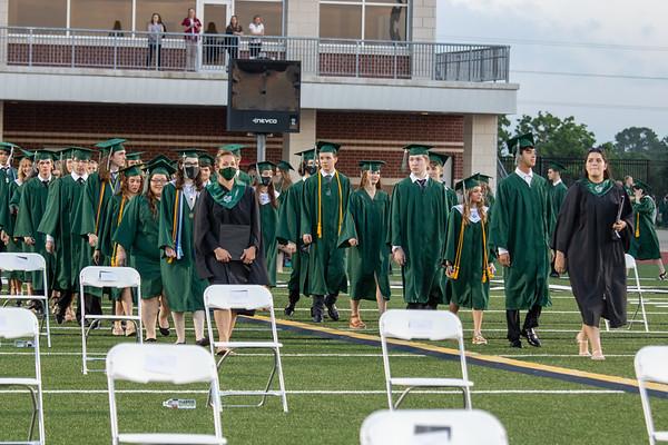 2021 CCISD Graduations