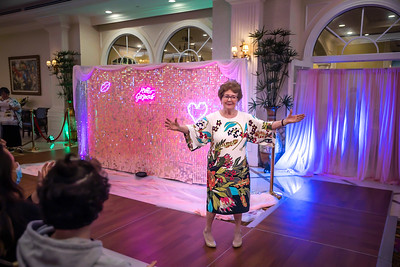 Grandsmother's Day Fashion Show