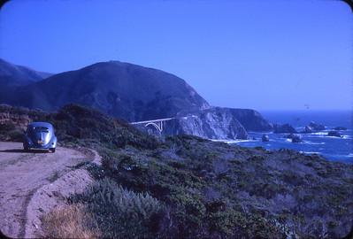 1964 California Camping Trip