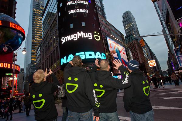 SmugMug and NASDAQ