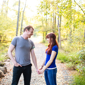Amanda & Andrew's Engagement Portraits