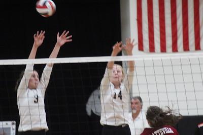 Platteville @ Dodgeville Volleyball 10-9-18