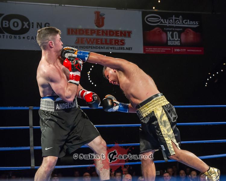 KO Boxing 88: Bout 2: Blake Anderson vs Ruben Mejia