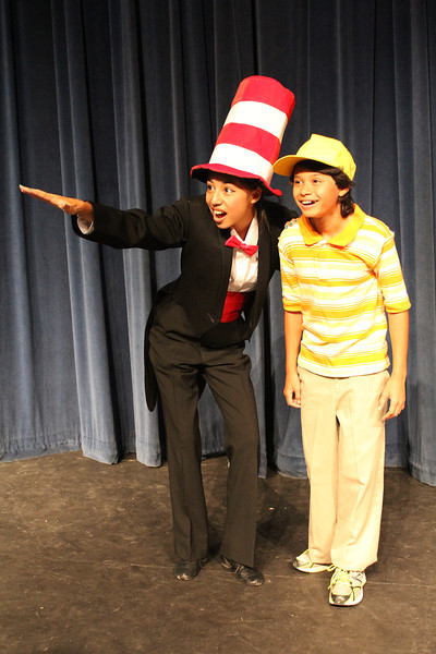 YPT - Seussical Sept. 2012