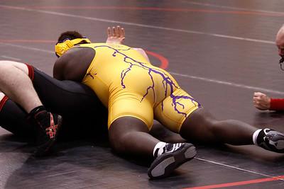 Titan Toughman Wrestling Tournament Day 2