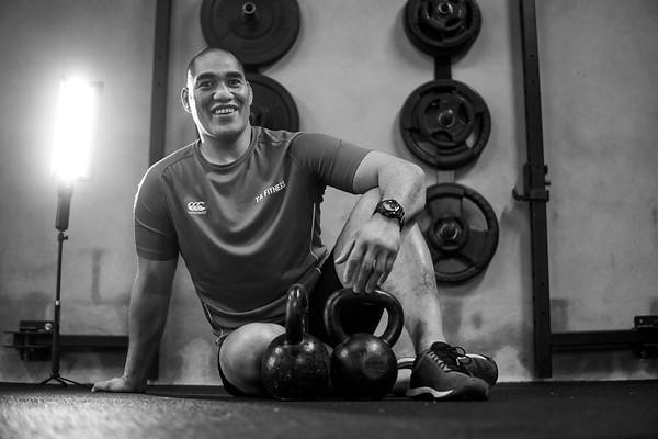 Junior Charlie Fitness Instructer