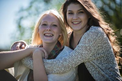 Megan & Brooke