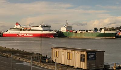 Tasmanian Ports and Shipping
