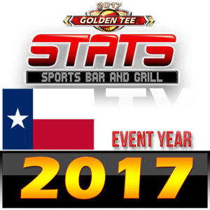 2017 Stats Golden Tee Tournament