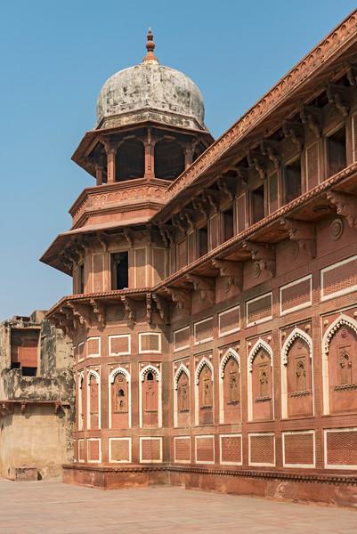 Jahangir Palace, Agra Fort