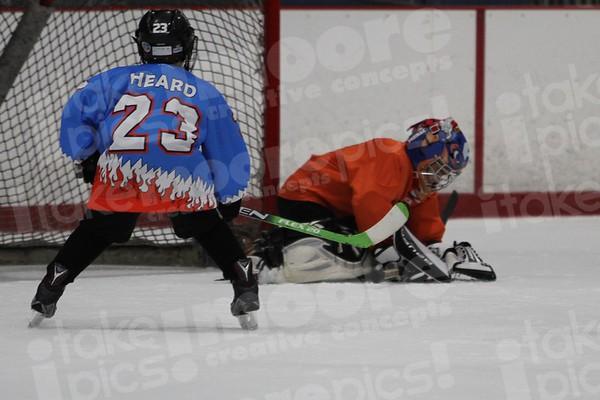 Poway Predators vs Ice Monsters