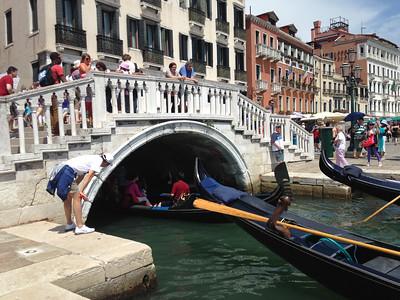 Europe - Venice, Italy - July 22,23