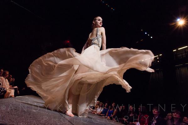 Tutu Chic Fashion Show - 5 Dec 2013 - Winspear Opera House