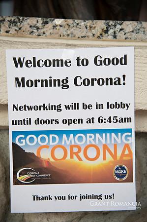 Good Morning Corona June 2019