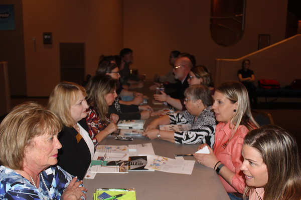 SPeed Networking April 2019