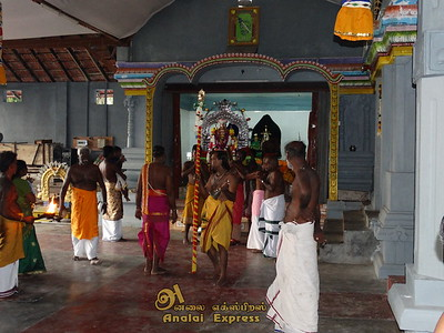 அனலைதீவு தெற்கு முருகன் கோவில் சூரன்போர்-2017