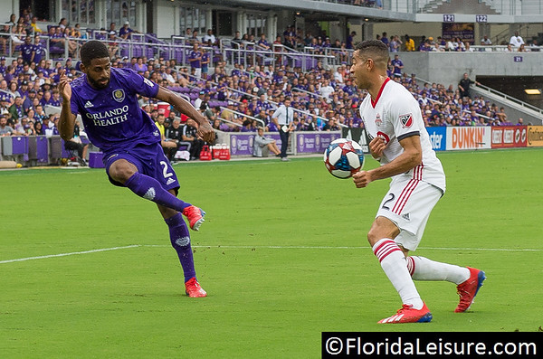 MLS2019 - Orlando City 0 Toronto FC 2