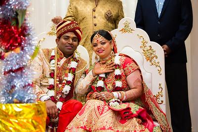 Ashneel weds Avisha