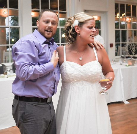 Wedding Reception, Dancing with Family and Friends (Part 2)