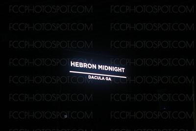 Hebron Midnight