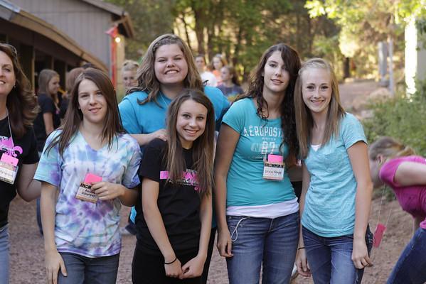 Girls Camp-Friends