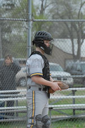 fs baseball at west carroll . 3.26.12
