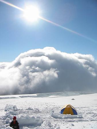 2005 - Mount Rainier Climb