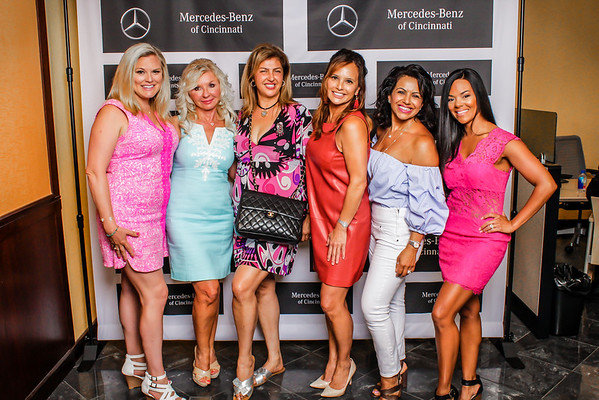 Mercedes-Benz of Cincinnati: Renovation Preview Party 2018