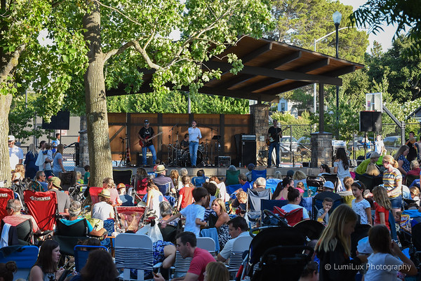 Concert in the Park 7-13-18