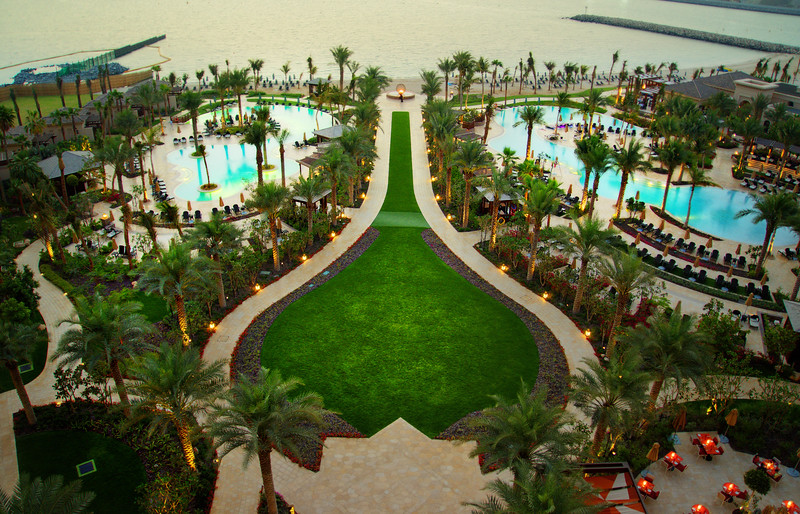 The Gardens at the Four Seasons
