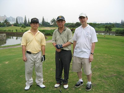 Golf with Dad - Feb 18 2005