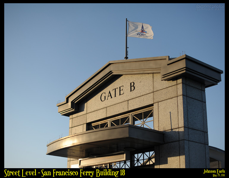 Street Level - San Francisco Ferry Building 18