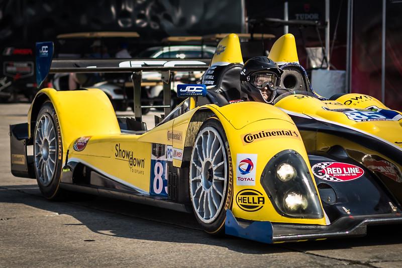 JDC/Miller Motorsports Oreca FLM09 PC
