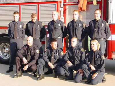 Parker Fire Academy 2003