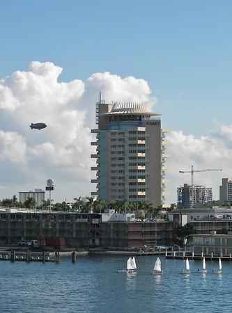 Ft Lauderdale Florida - Returning From Cruise