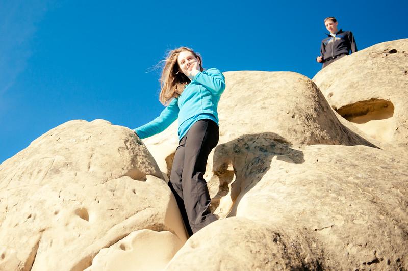 Mount Diablo - January '13