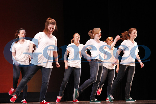 Orchesis Spring 2012