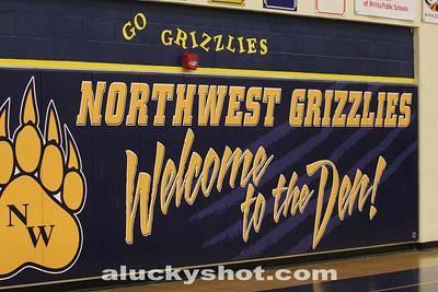 110222 Wichita Northwest vs Wichita East Girls